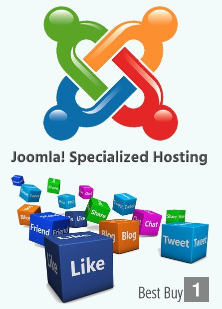 Joomla Specialized Hosting & Services